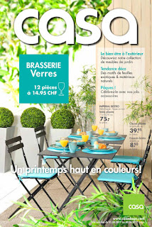 Catalogue casa 03 au 30 Avirl 2017