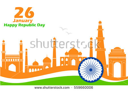 Republic Day Drawing Pictures For Desktop