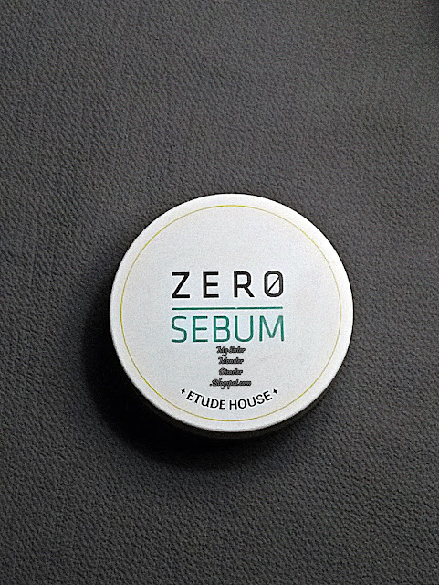 Etude House Zero Sebum Drying Powder
