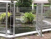 Pintu Swing Tunggal