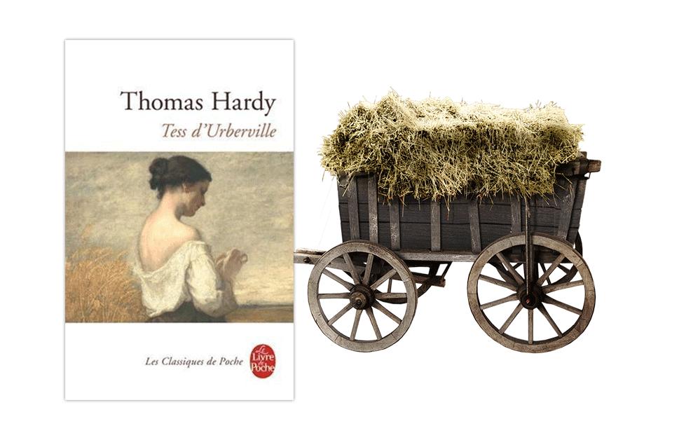 tess d'urberville thomas hardy roman classique anglais