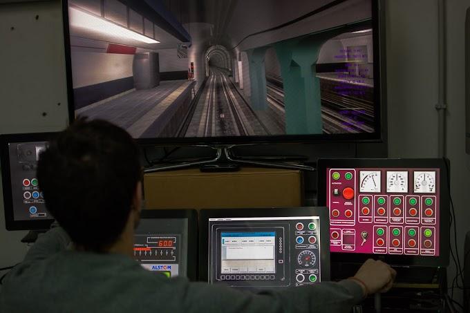Entrenarán a maquinistas del Subte con simuladores