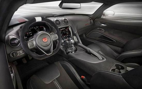 2016 Dodge Viper ACR Specs