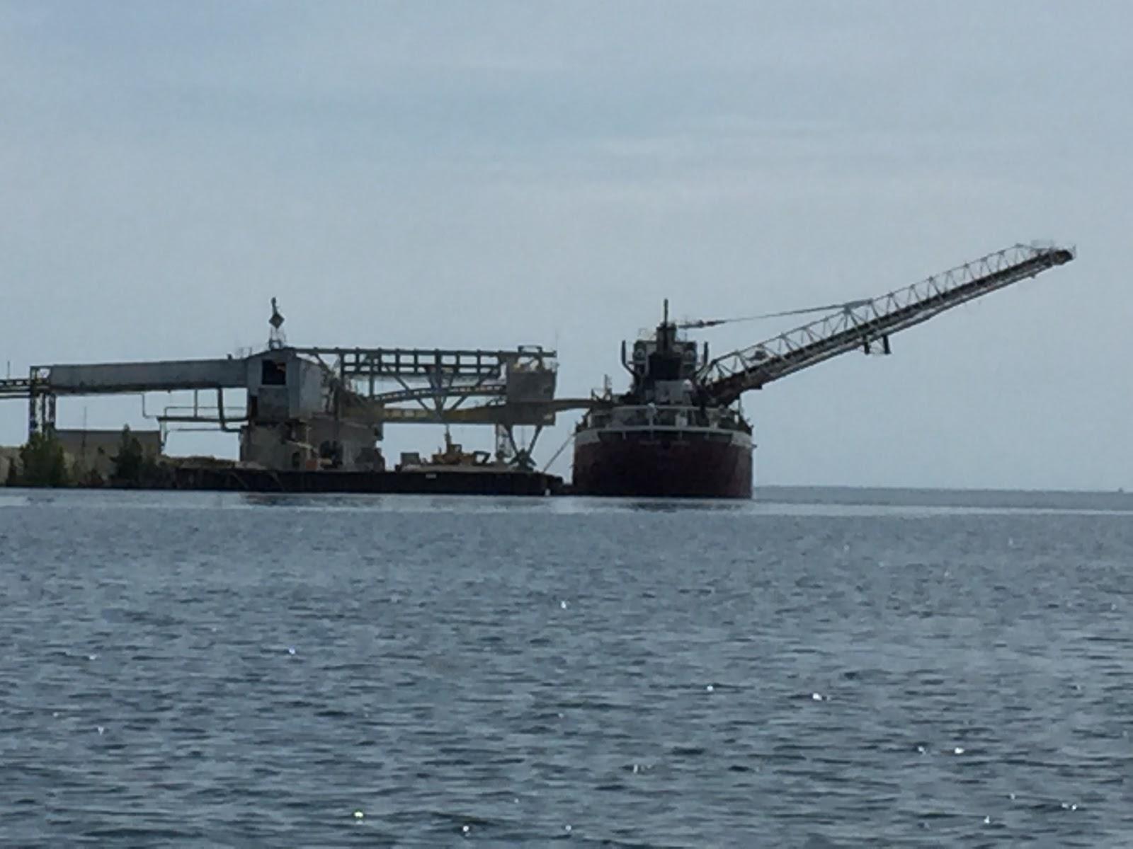 Herring fishing in michigan 39 s upper peninsula 39 s waterways for Fishing in michigan