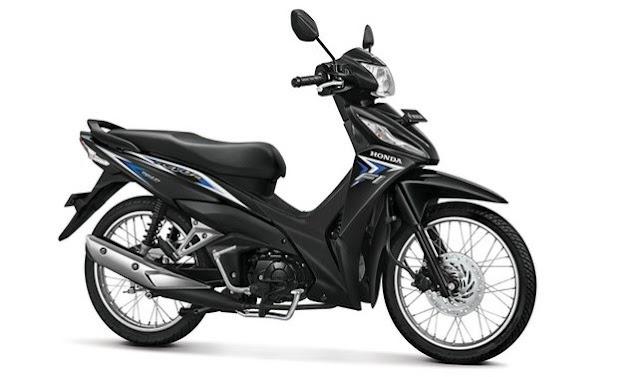 Sepeda Motor Revo FI