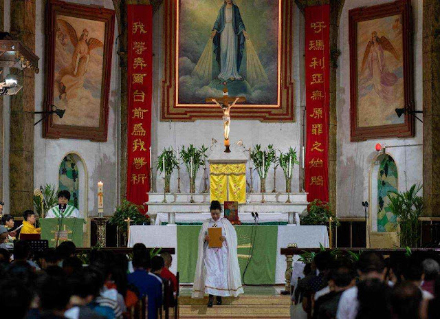 China comes out ahead in Vatican deal: Analysts