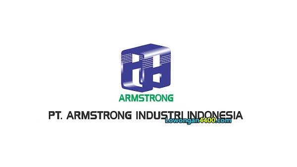 Lowongan Kerja  PT. Armstrong Industri Indonesia Kawasan EJIP