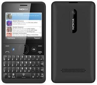 Firmware Nokia Asha 210 Type RM-924 Bahasa Indonesia