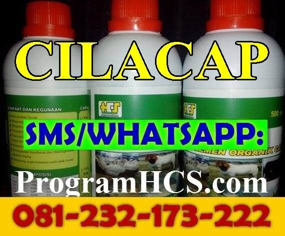 Jual SOC HCS Cilacap