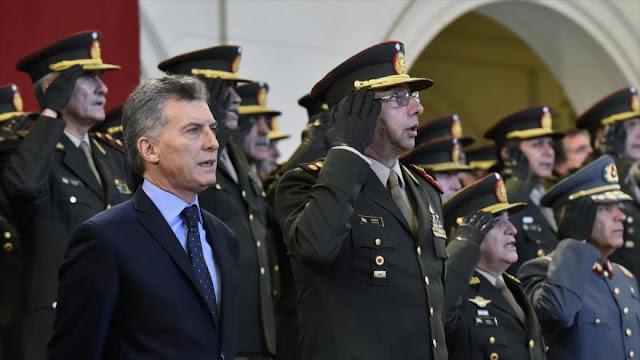 Un 'Estado gendarme', lo que busca aplicar Macri en Argentina