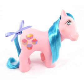 MLP Sweet Delight Year Ten Cookery Ponies G1 Pony