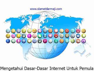 Mengetahui Dasar-Dasar Internet Untuk Pemula