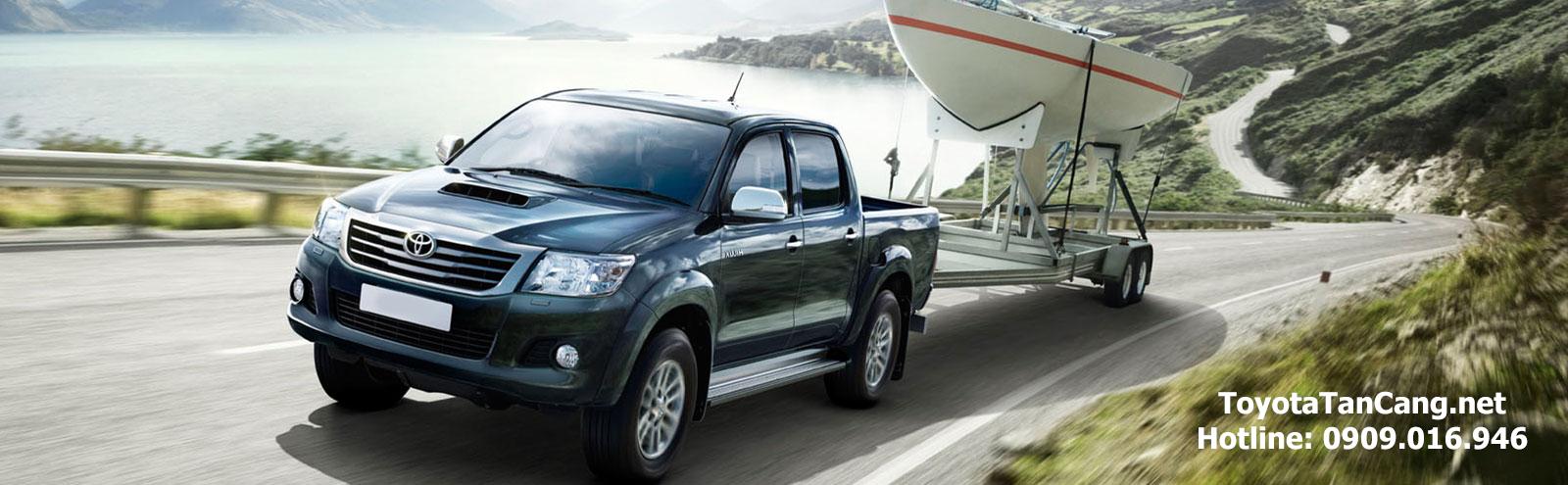 Toyota Hilux là một trong những dòng xe bán tải bán chạy nhất trên thế giới
