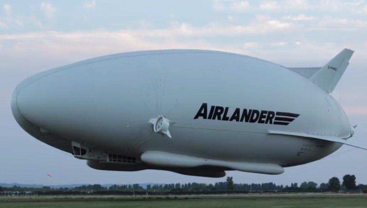 Kết quả hình ảnh cho Airlander 10 airship
