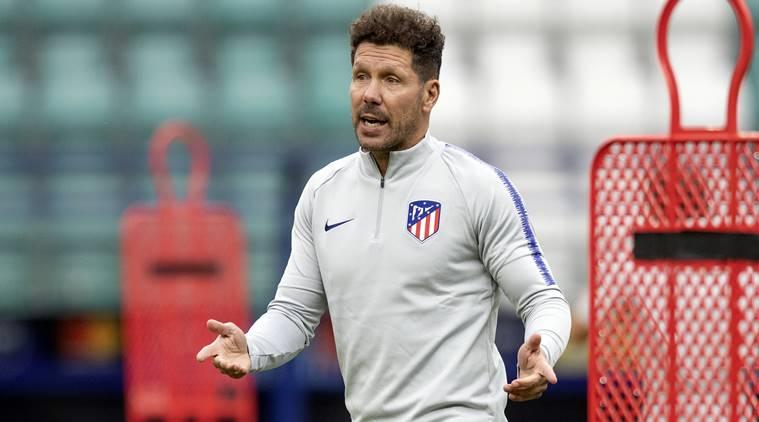 Cara Kontroversial Atletico Madrid Rekrut Putra Simeone