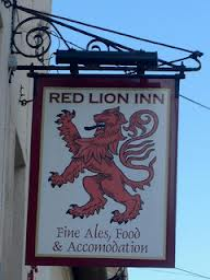 Red Lion pub, Sidbury, East Devon