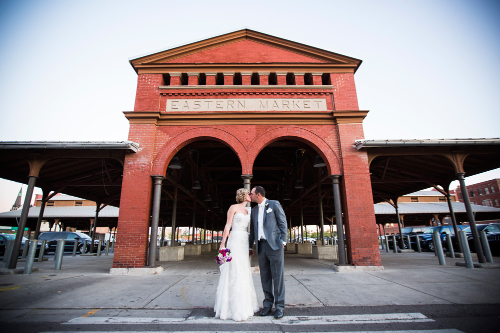 On Friday September 2 2016 Tracie And Her Team Headed Down To Eastern Market Shed 3 Begin Set Up For Sara Rob S Wedding