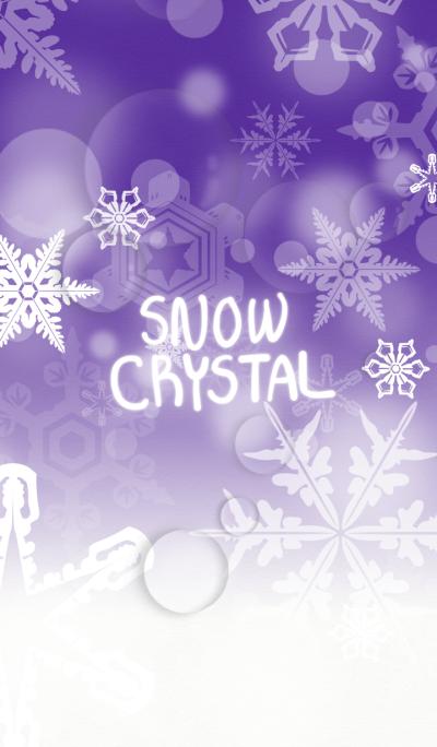 Winter_Snow crystal_009