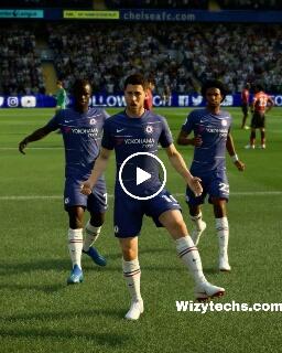 Fifa 19 iso Chelsea team