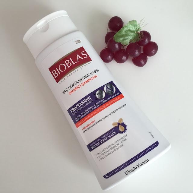 bioblas saç dökülmesine karşı onarıcı şampuan incelemesi 1