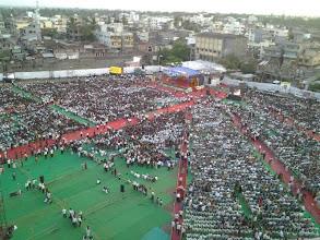 Aniruddha-Bapu-Discourse-at-Dr.Babasaheb-Ambedkar-Stadium-Sangli-crowded