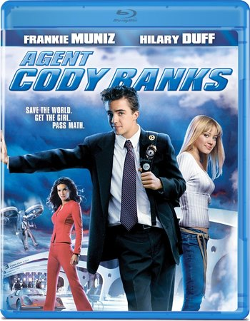 Agent Cody Banks (2003) Dual Audio Hindi 720p BluRay