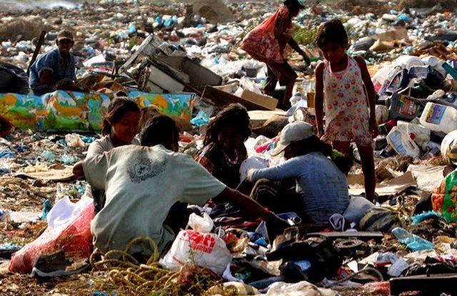 Venezuela es el único país de América donde creció la pobreza.