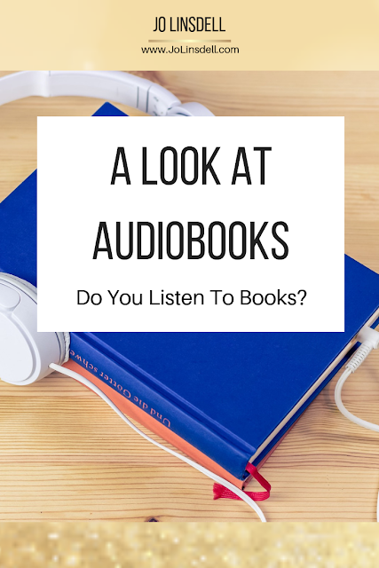 A Look At Audiobooks: Do you listen to books?