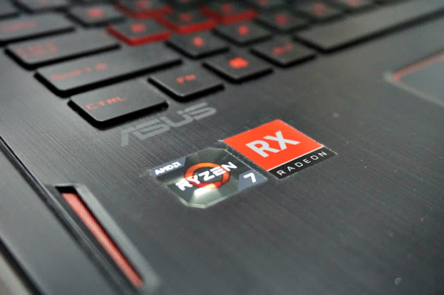 review asus rog strix gl702zc