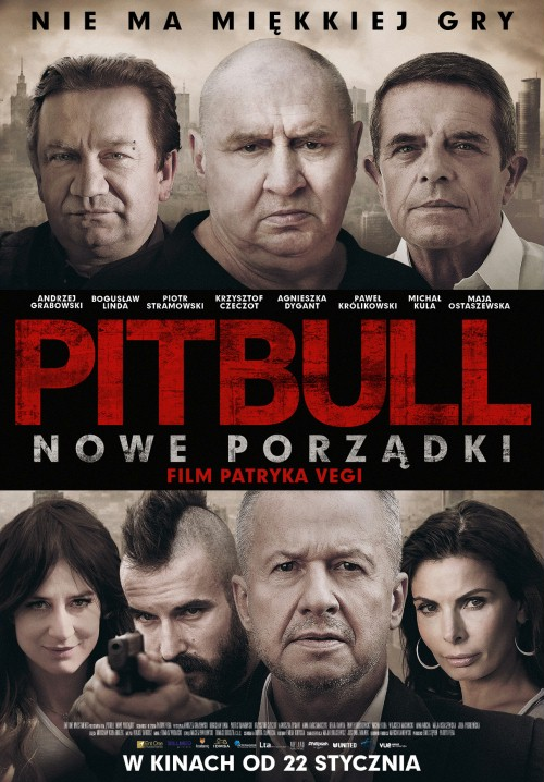 Pitbull: Tough Women (2016)
