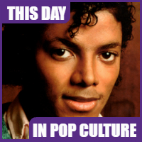 Michael Jackson was born on September 29, 1958