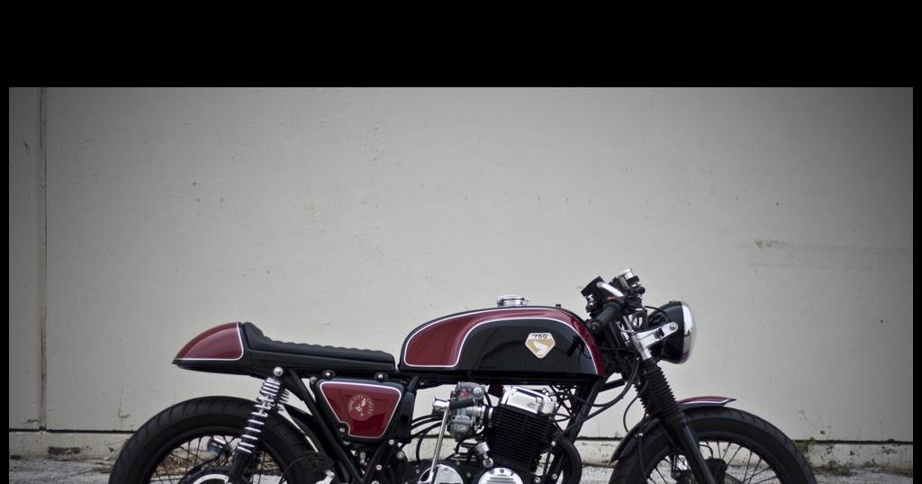 City Of Bones Recasting: ♠Milchapitas-Kustom Bikes♠: Honda CB750 By The Dime City