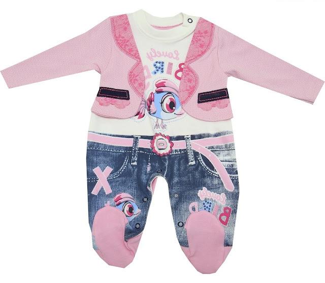 pembe kız bebe tulum modelleri
