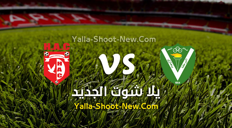 مباراة النصر الليبي وحوريا