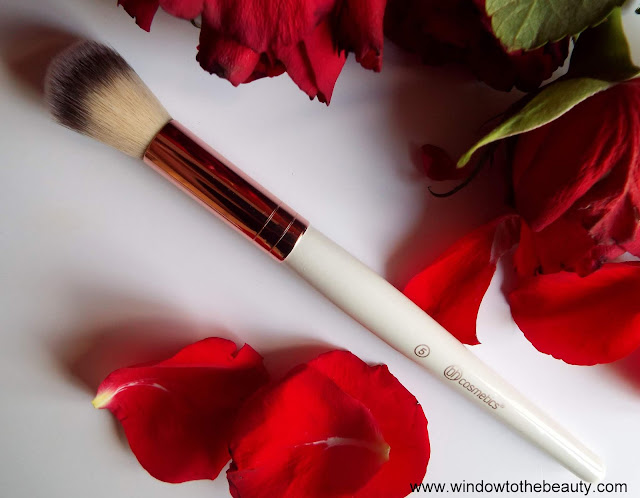 Bh Cosmetics Contour Brush review