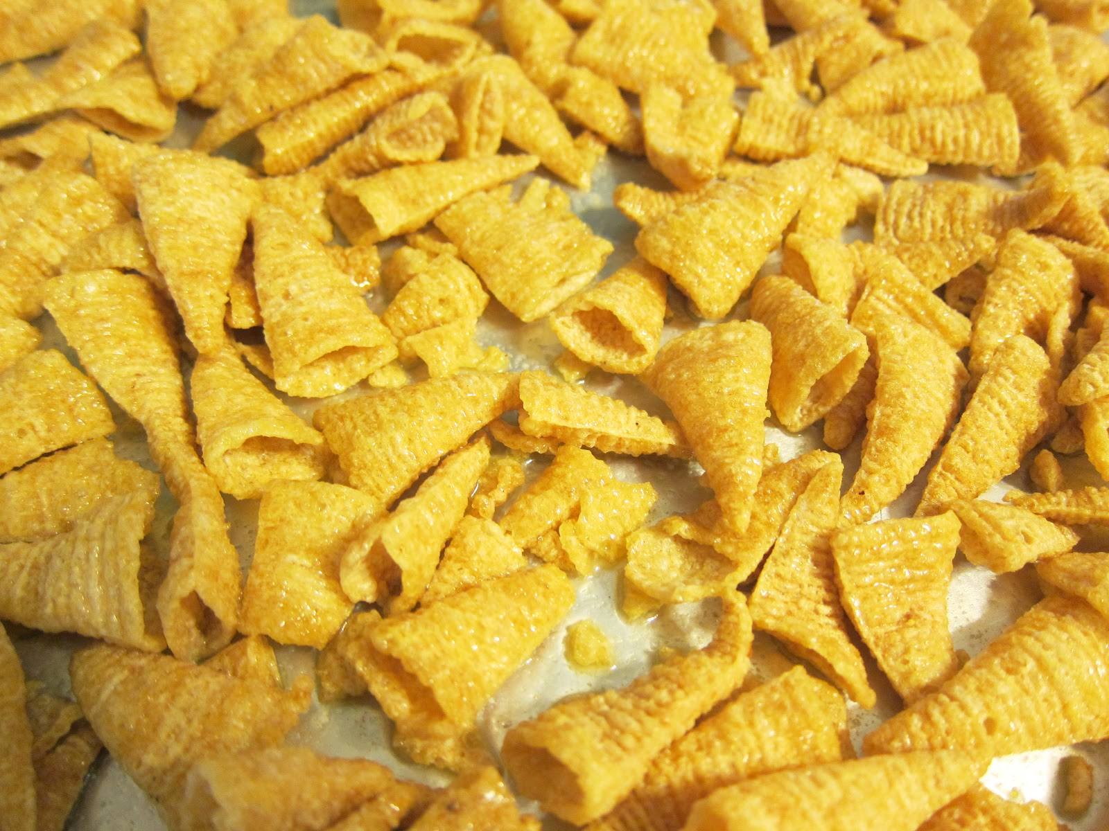 Bloatal Recall Baked Buttered Bugles
