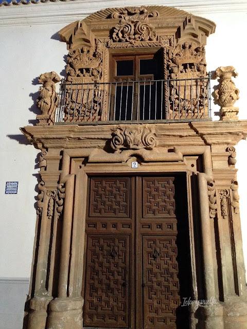 Paseo Almagro Palacio Condes Valparaíso