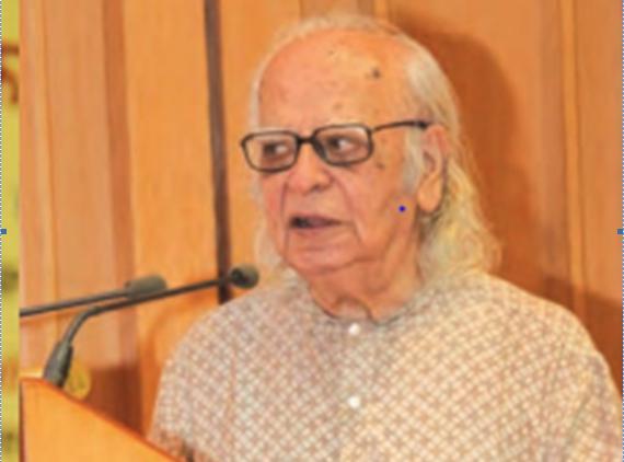 Professor Yashpal