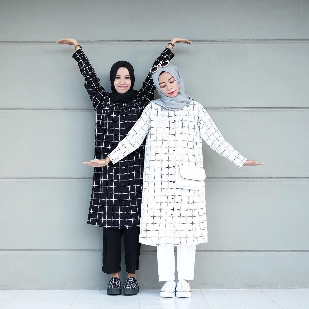 Model Fashion Hijab Terbaru