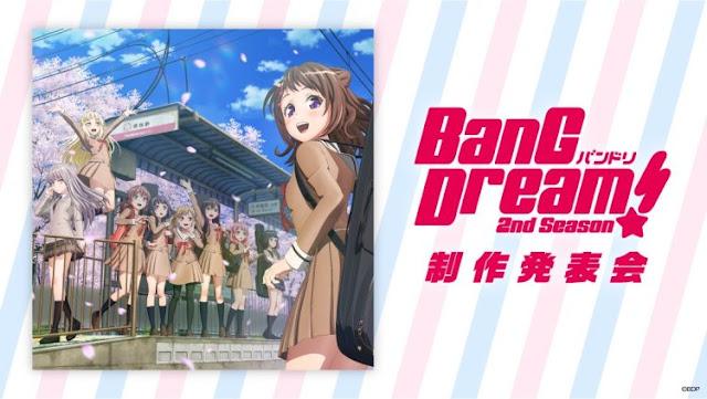 BanG Dream! Season 2 OST Opening, Ending & Insert Song Full