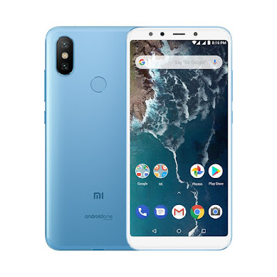 Xiaomi Mi A2 with Snapdragon 660 Launched in India