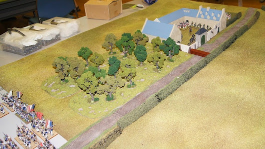 West Tokyo Wargamers Games Day 20 July 2014