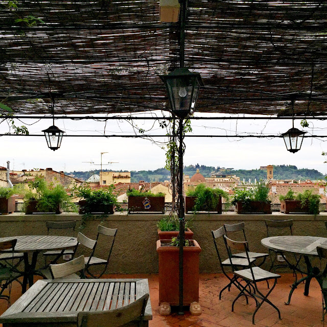 where to stay in Florence, photo by modern bric a brac