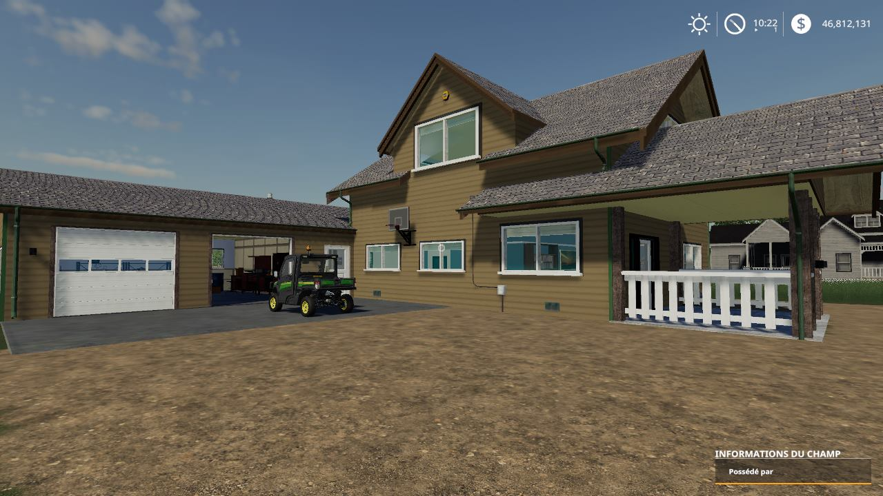 Fs19 Placable House