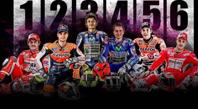 Gaji Pebalap MotoGP 2018