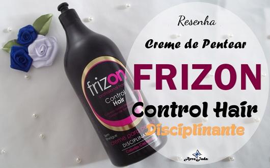 Resenha Frizon da Cheveux