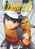 Critique Manga, Global Manga, Kotoji, Kotoji éditions, L'Equipe Z, Makma studio, Manga, Shonen,