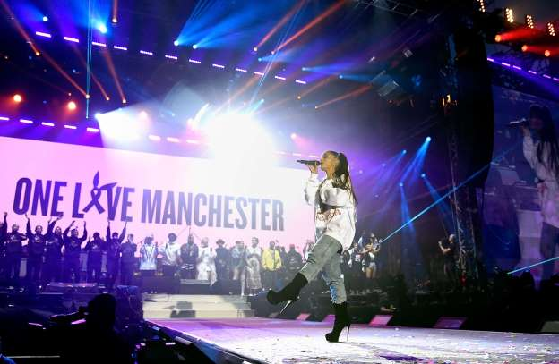 Ariana Grande's Manchester Benefit Concert Raised $13 Million for Victims of the Attack