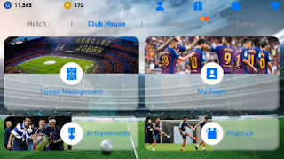 Download PES 2019 Mobile Patch O2 Theme v3.0.1 Full Kits Updated by QT PES