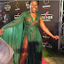 Shameless South African socialite Zodwa Wabantu goes pantless at award, exposes her private parts (photos)